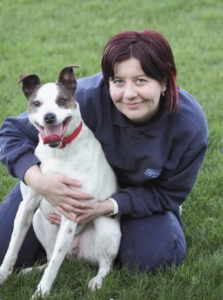 RSPCA East Berks - Lady With Dog